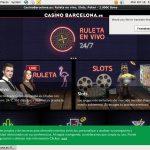 Casino Barcelona 保証金