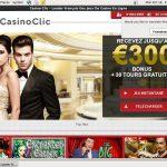 Casino Clic Register