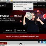 Casino Extreme Mit Startguthaben