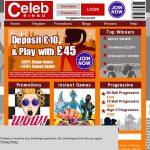 Celeb Bingo Web Money