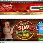 Charmingbingo Casino App