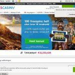 Deposit Norgescasino