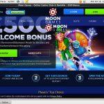 How To Get Moon Games Bonus?