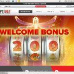 Optibet Promotions Offer