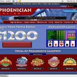 Paypal Deposit Phoenician Casino