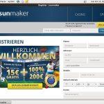 Sunmaker Special