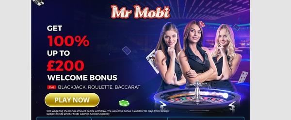 Mrmobi Online Casino Offers
