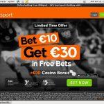 888 Sport Depozit Bonusu