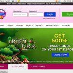 Play2win Bingo 奖金