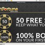 MFortune Vip Deposit Bonus