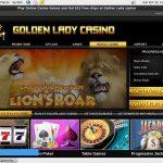 Goldenladycasino Bet Bonus