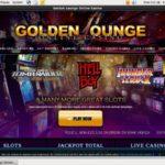 Goldenlounge Deposit