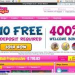 Bingo Boogie Registrieren