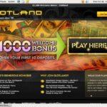 Slot Land Max Limit