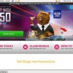 Tedbingo Join Bonuses