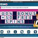 Winzino Deposit Using Phone