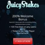 Juicy Stakes Gutscheincode