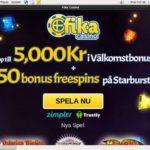 Fikacasino Promotions