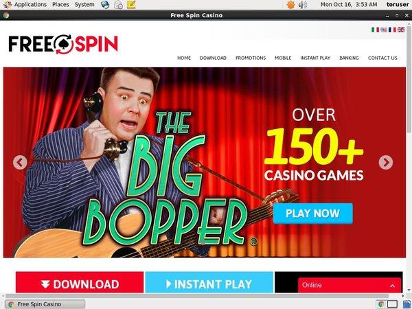 Freespin Video Slots