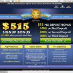 Lionslots Register
